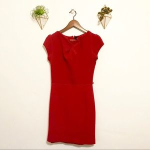 NWT Red dress! Recycled material!